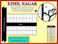 Ezhil Nagar Layout Plan